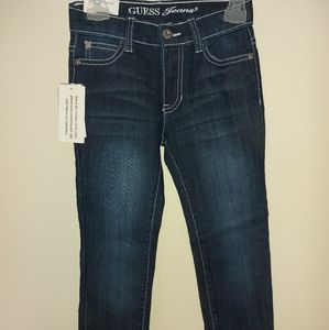 3/30 Girls guess jeans size 6